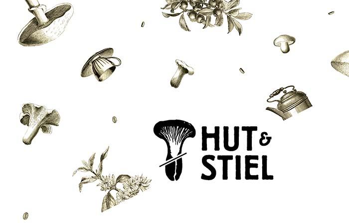 Hug & Stiel, hongos comestibles a base de residuos de café molido