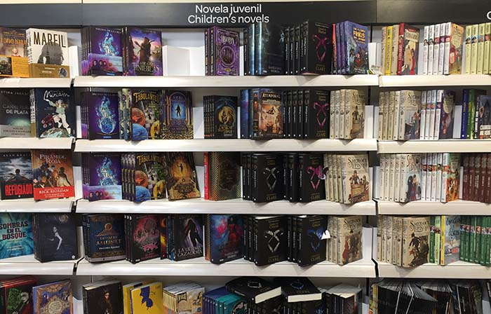Youtubers, una significativa y creciente presencia en las librerías