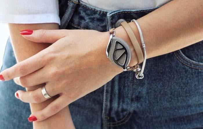 BellaBeat, tecnología vestible en forma de joyas inteligentes