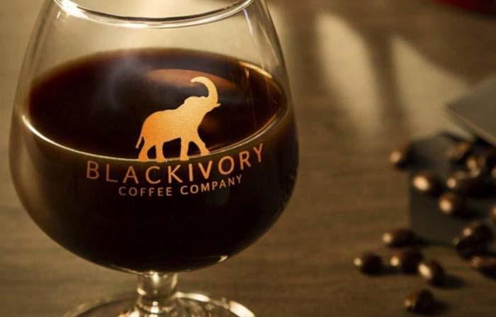 Black Ivory Coffee Company, el café mas raro del mundo
