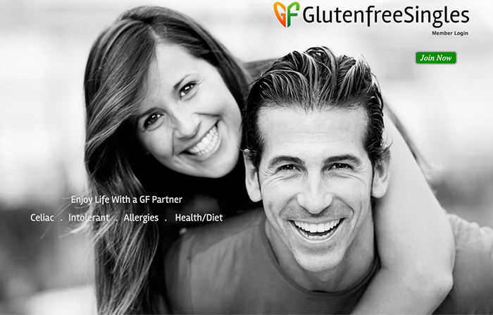 Glutenfreesingles, plataforma digital de contacto entre personas celíacas