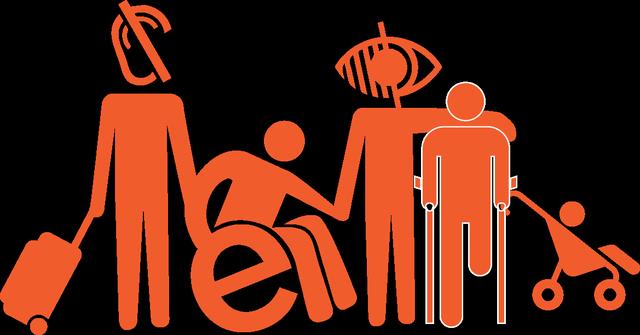 I Wheel Share, aplicación móvil para personas con movilidad reducida