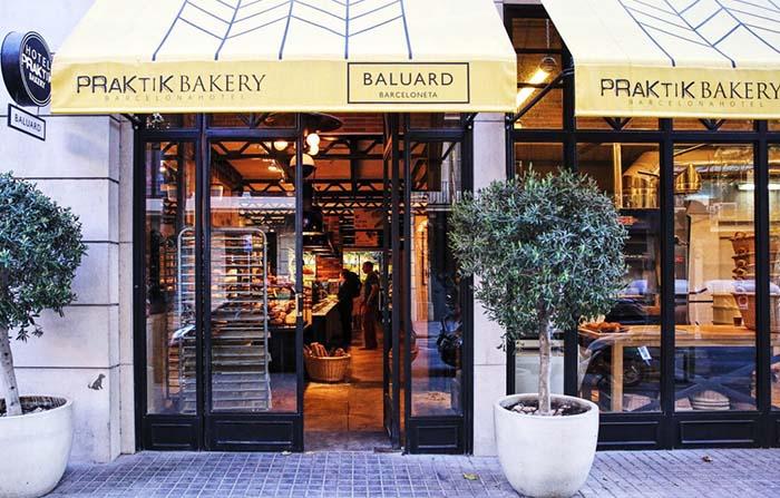 Praktik Bakery, el primer hotel panadería del mundo