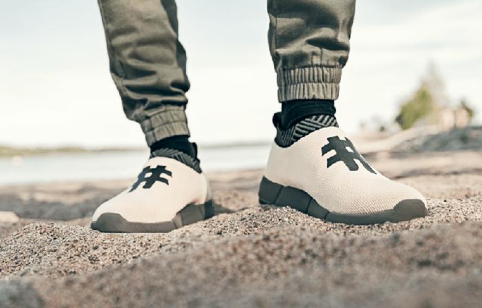 Rens, los primeros sneakers fabricados con residuos de café y plásticos