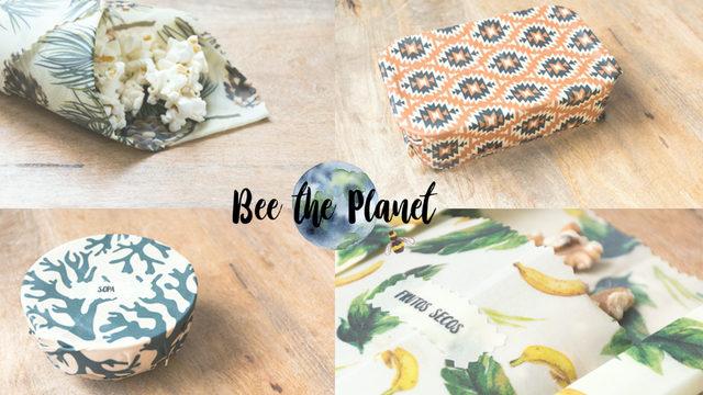 Bee the Planet, un interesante producto sustitutivo del film de plástico