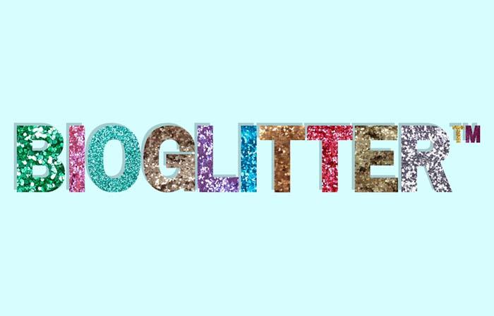 Bioglitter, la primera purpurina biodegradable sin plástico del mundo