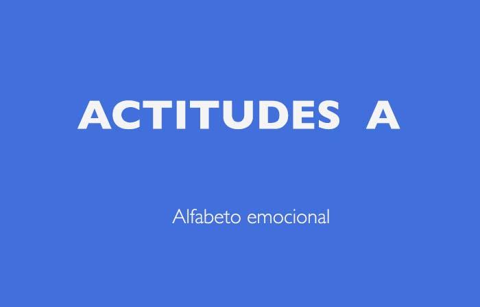 Alfabeto emocional del Doctor Hitzig: actitudes tipo A