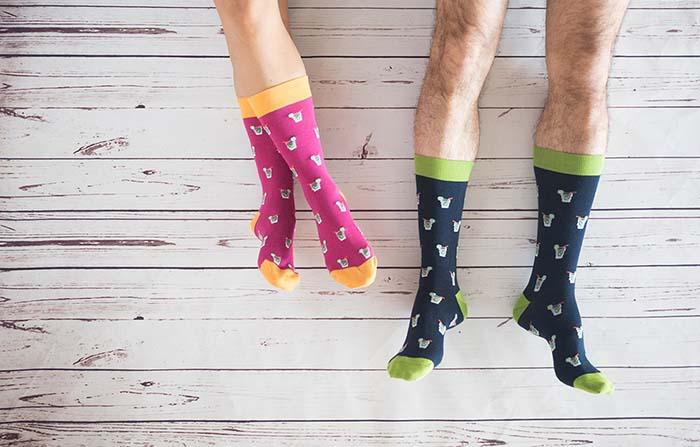 Kinglymove, los primeros calcetines aromáticos del mundo