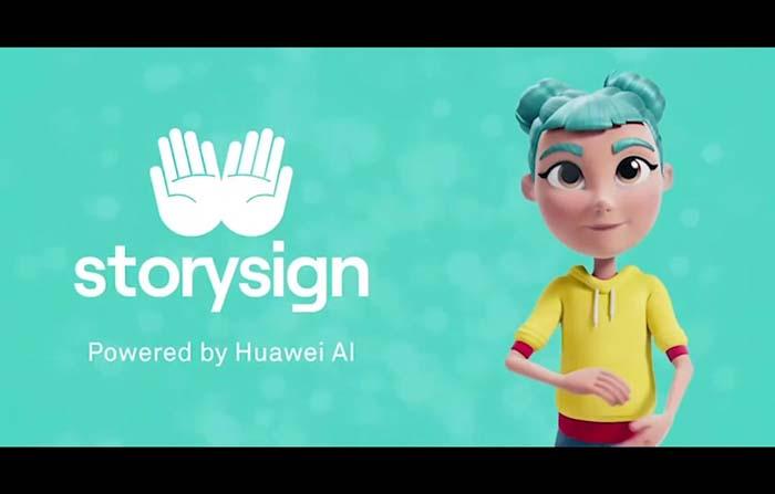 StorySign, app para que peques con discapacidad auditiva aprendan a leer