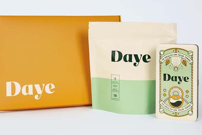 Daye, tampón analgésico para combatir el dolor menstrual