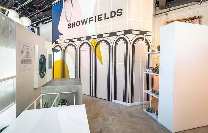 Showfields, la tienda multisensorial mas interesante del mundo