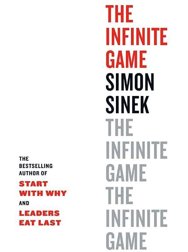 The Infinite Game, otro excelente libro recomendado de Simon Sinek