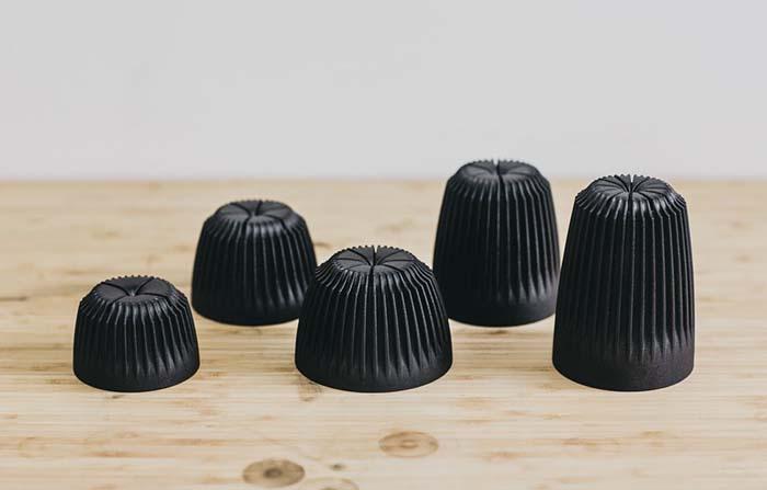 Huskee, tazas de café de diseño reutilizables y sostenibles