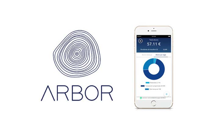 Arbor, la aplicación móvil que te ayuda a ahorrar de manera automática
