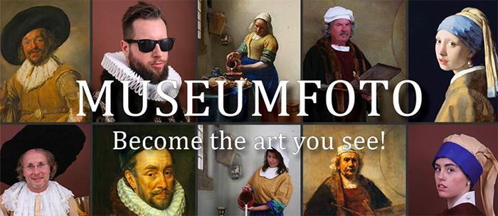 MuseumFoto, la espectacular combinación entre fotografía y arte