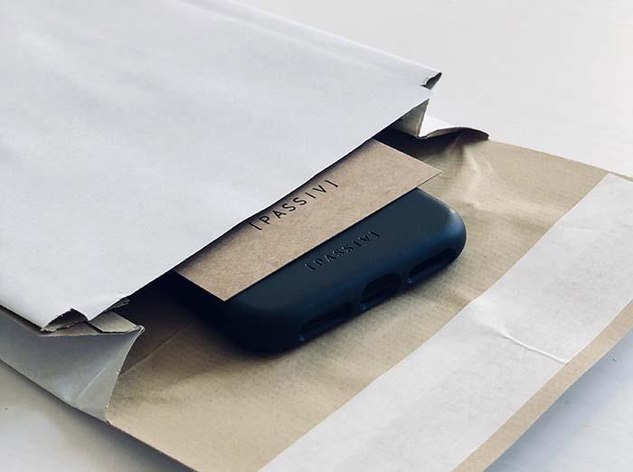 Passiv, carcasas para smartphone biodegradables y sostenibles