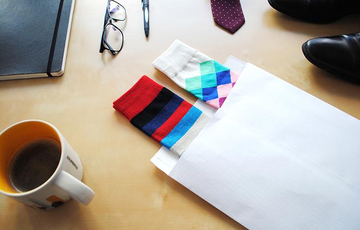Society Socks, suscripción mensual de calcetines con causa social