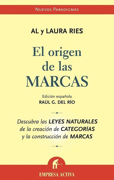 Libros recomendados: El origen de las marcas, de Al y Laura Ries