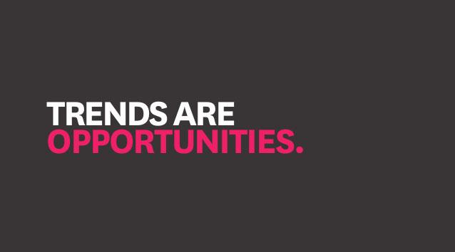 Atraer tendencias y oportunidades