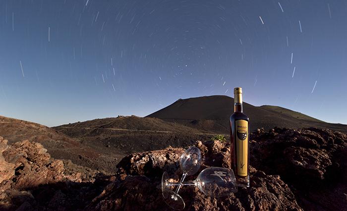 Llanovid de Fuencaliente: primera bodega y vino Starlight del mundo