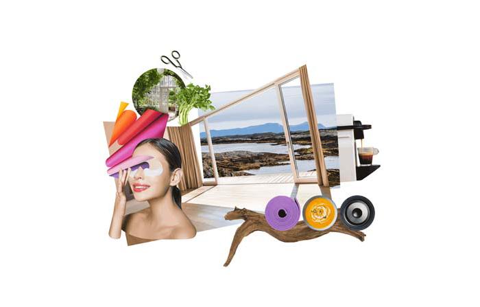 Informe de tendencias inspiradoras Pinterest 100: Hogar multifuncional
