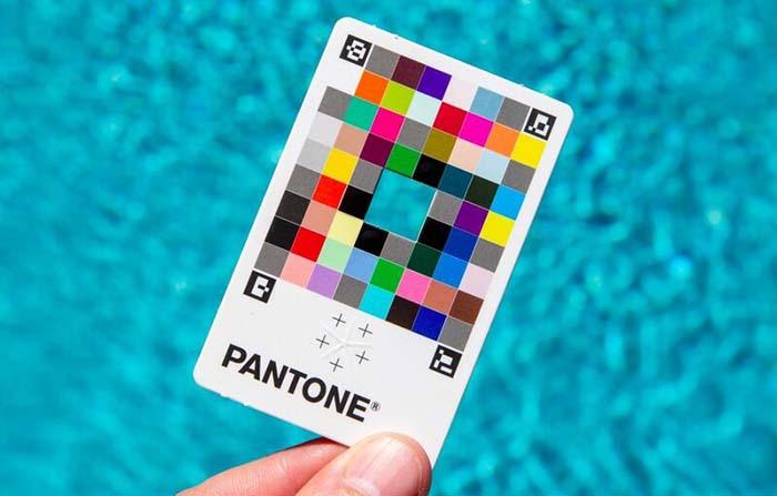 Pantone lanza una herramienta para captar los colores de la vida real