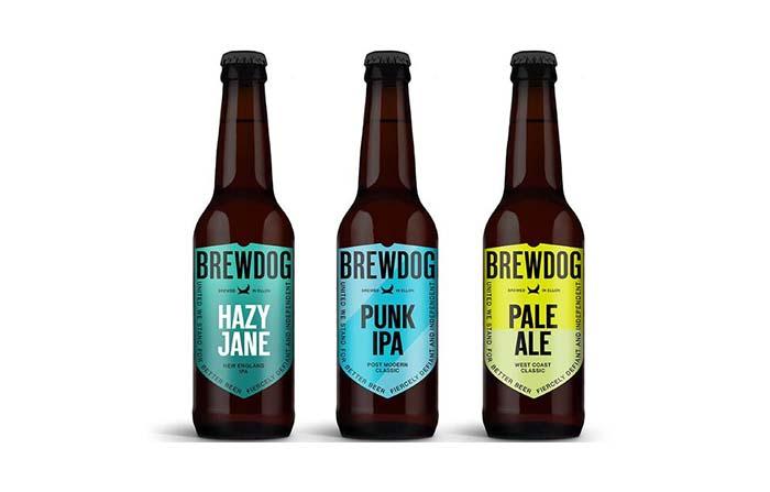 BrewDog, marca de cerveza artesanal de carbono negativo