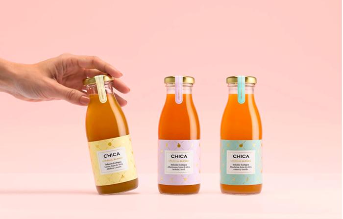 Chica Unusual Blends, bebida natural ecológica premium