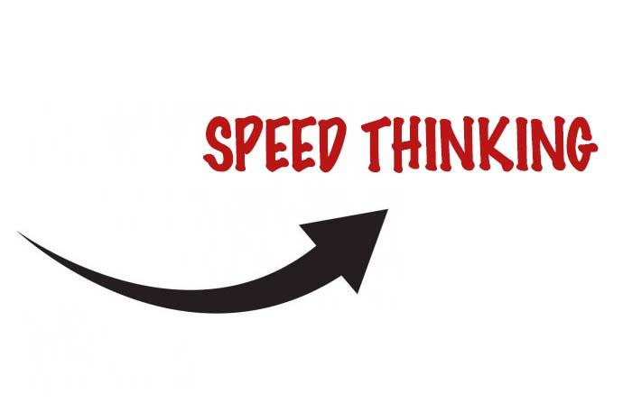 Speed Thinking, técnica de creatividad para generar ideas inmediatas