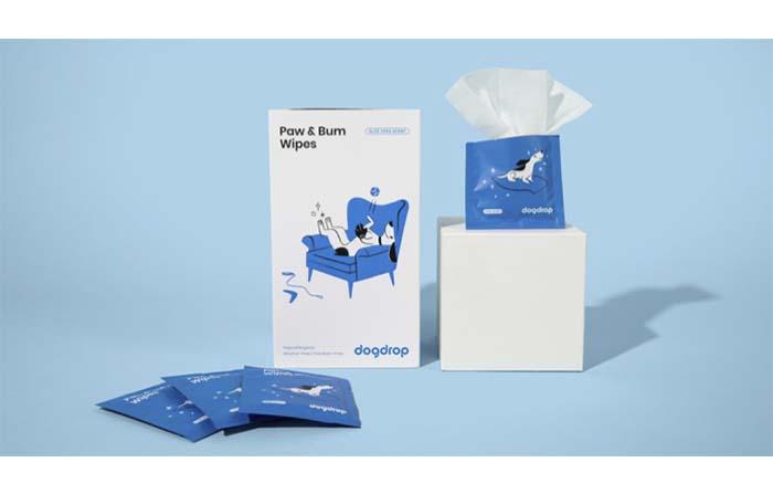 Dogdrop, bolsas compostables para los excrementos de la mascota