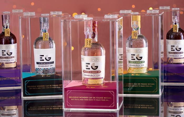 Gin Safes, gamificación para convertir a una ginebra en una experiencia