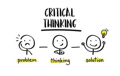 5 etapas del pensamiento critico