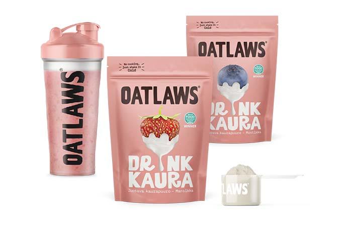 Oatlaws, marca especializada en productos con avena