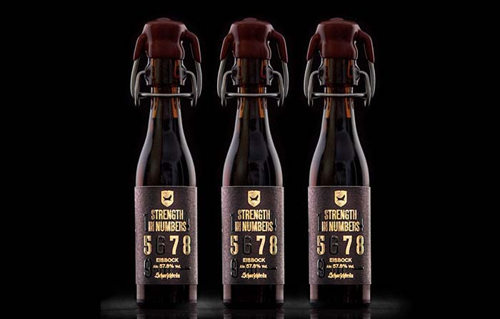 Strength in Numbers, la cerveza más fuerte del mundo
