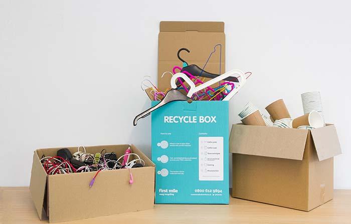 RecicleBox, servicio de reciclaje a domicilio para hogares