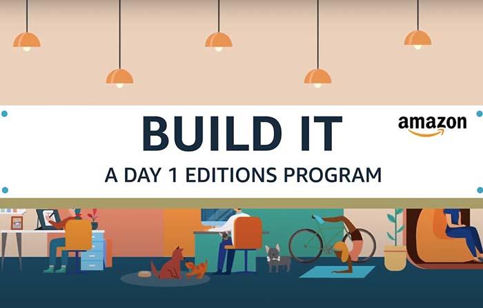 Build It, bajo crowdfunding en el que pagas por algo antes de que exista