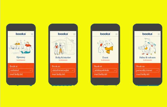 Booka, app de servicios de mantenimiento para el hogar de proximidad