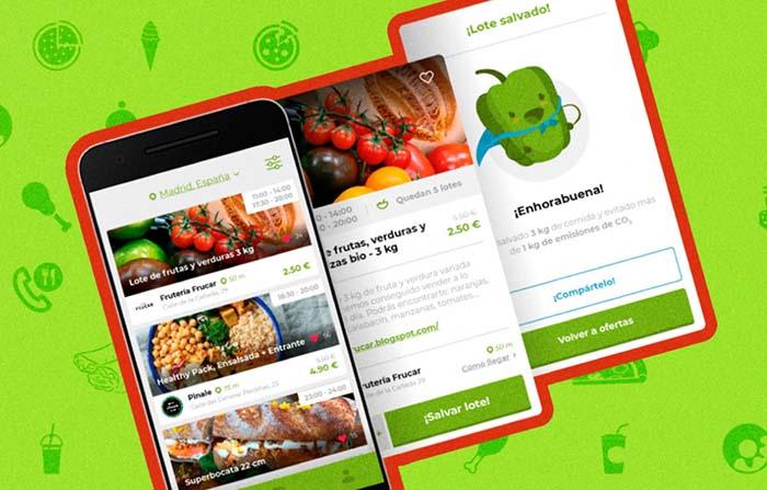 Encantado de Comerte, marketplace que evita el desperdicio alimentario