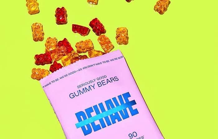 Behave, golosinas gourmet para adultos bajas en azúcar creadas por chefs