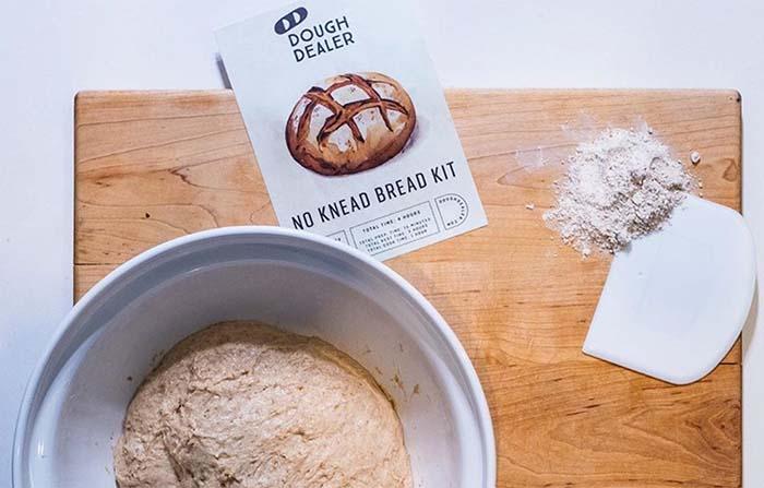 Dough Dealer, kit especial para elaborar tu propio pan en casa