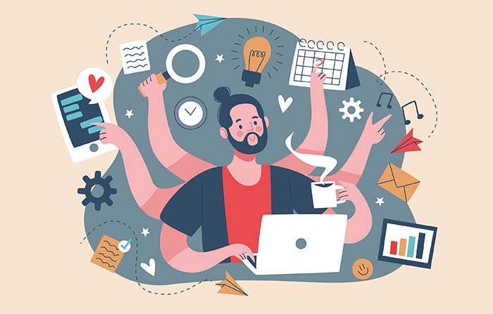 Estrategias personales (3) para ser más productivo en menos tiempo