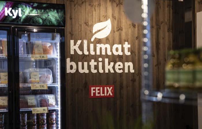 Klimatbutiken, tienda que asigna precios según el impacto climático