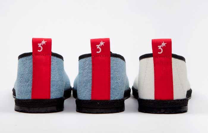 UN/PAIR, el concepto de calzado que cambia la dualidad por la trilogía