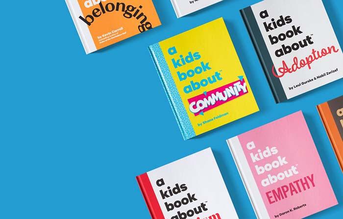 A Kids Co, libros que explican conceptos adultos a los niños