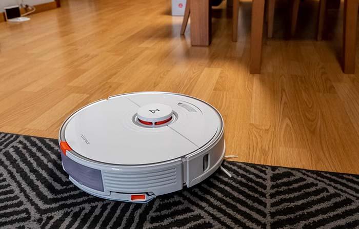 Roborock S7, el robot que limpia con la velocidad de la tecnología sónica