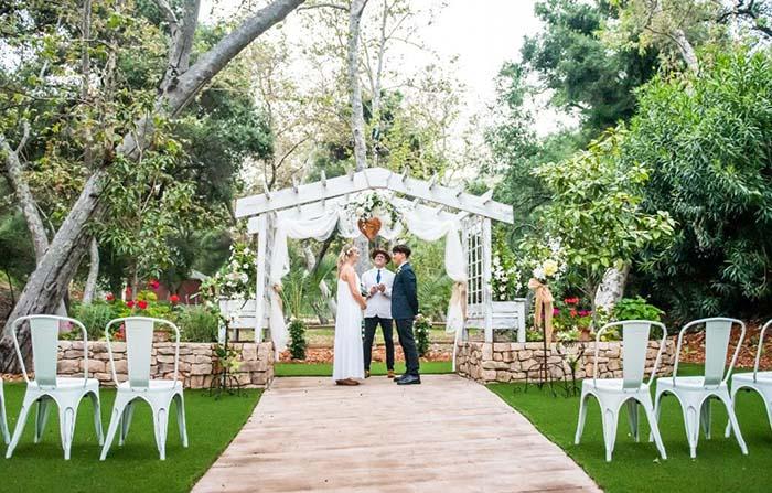 The Mini Wedding, el concepto de micro bodas que triunfa en USA